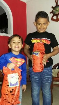 Ricardo y Owen González/Barranquilla